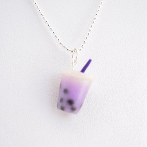 Scented Boba Tea Necklace