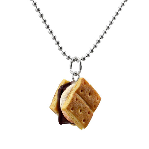 Scented S'more Necklace (wholesale)