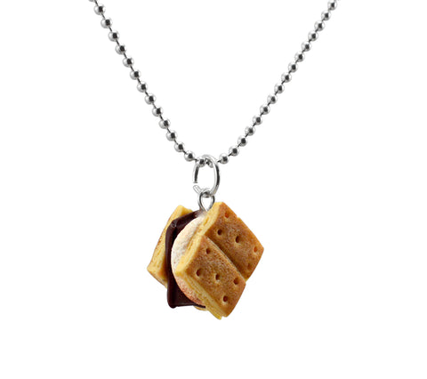 Scented S'more Necklace