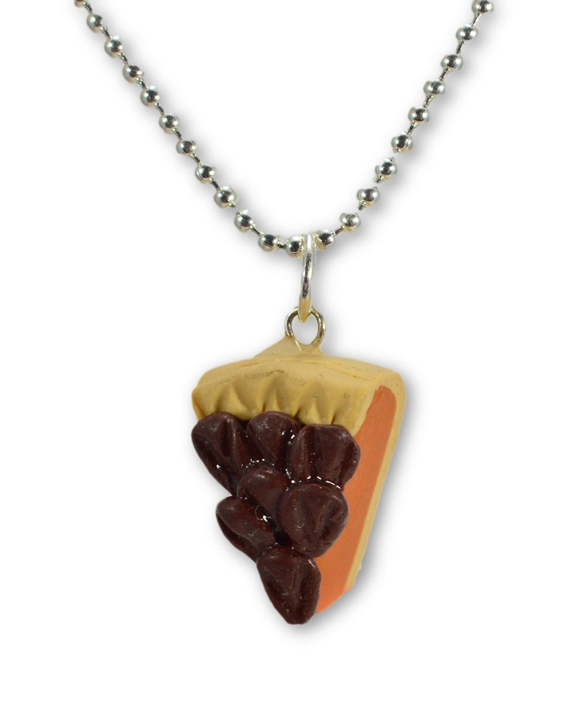 Scented Pecan Pie Necklace (wholesale)