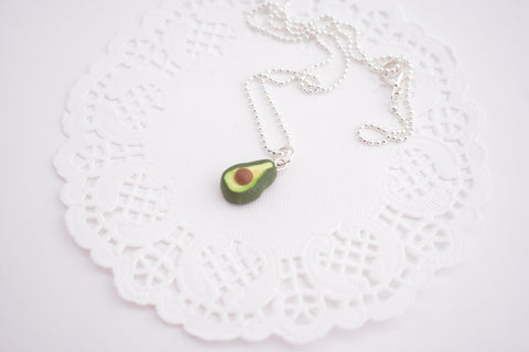 Scented Avocado Necklace