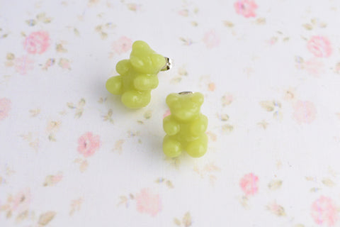 Scented Gummy Bear Earrings
