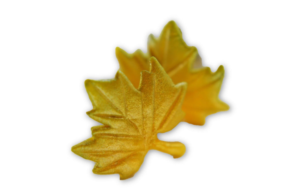 Scented Maple Leaf Earrings