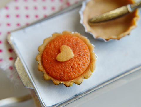 1:12 Scented Sweet Potato Pie Set