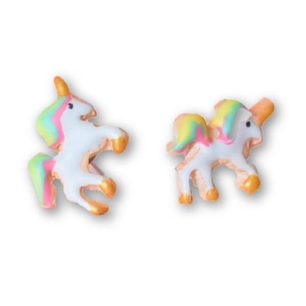 Scented Unicorn Sugar Cookie Stud Earrings