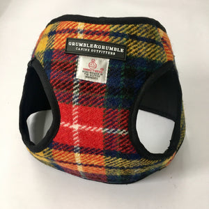 The Vest Harness - Harris Tweed