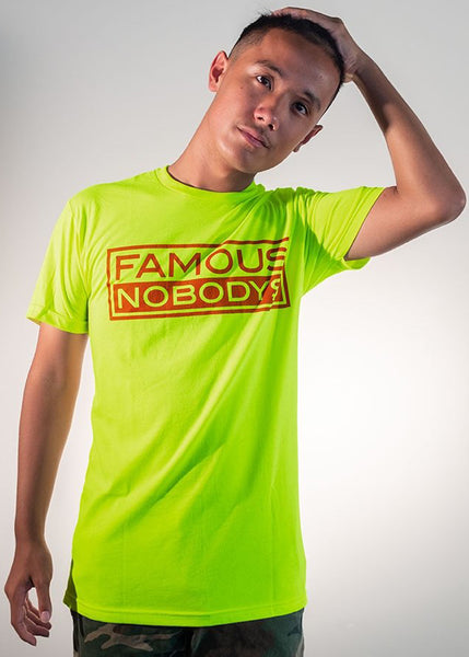 STATEMENT TEE (VOLT & ROJO)