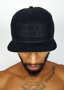 ME7O MADE - STATEMENT SNAPBACK (SUEDE)