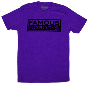 STATEMENT TEE (GRAPE)