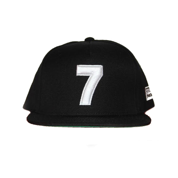 CALL GOD (LUCKY 7) COMPOUND NOBODYS COLLAB SNAPBACK