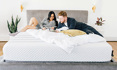 The Leesa Luxury Hybrid Mattress