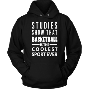 Basketball Hoodie - Coolest Sport Ever
