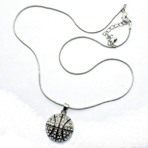 Basketball Pendant Necklace-Retail-Spyder Deals