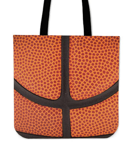 Basketball Tote Bag-Pillow Covers-Spyder Deals