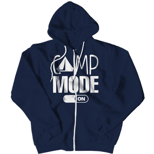 Camp Mode On-Zipper Hoodie-Spyder Deals