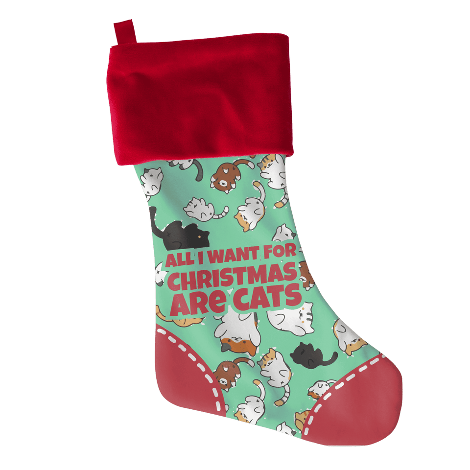 All I Want Cats-Stockings-Spyder Deals