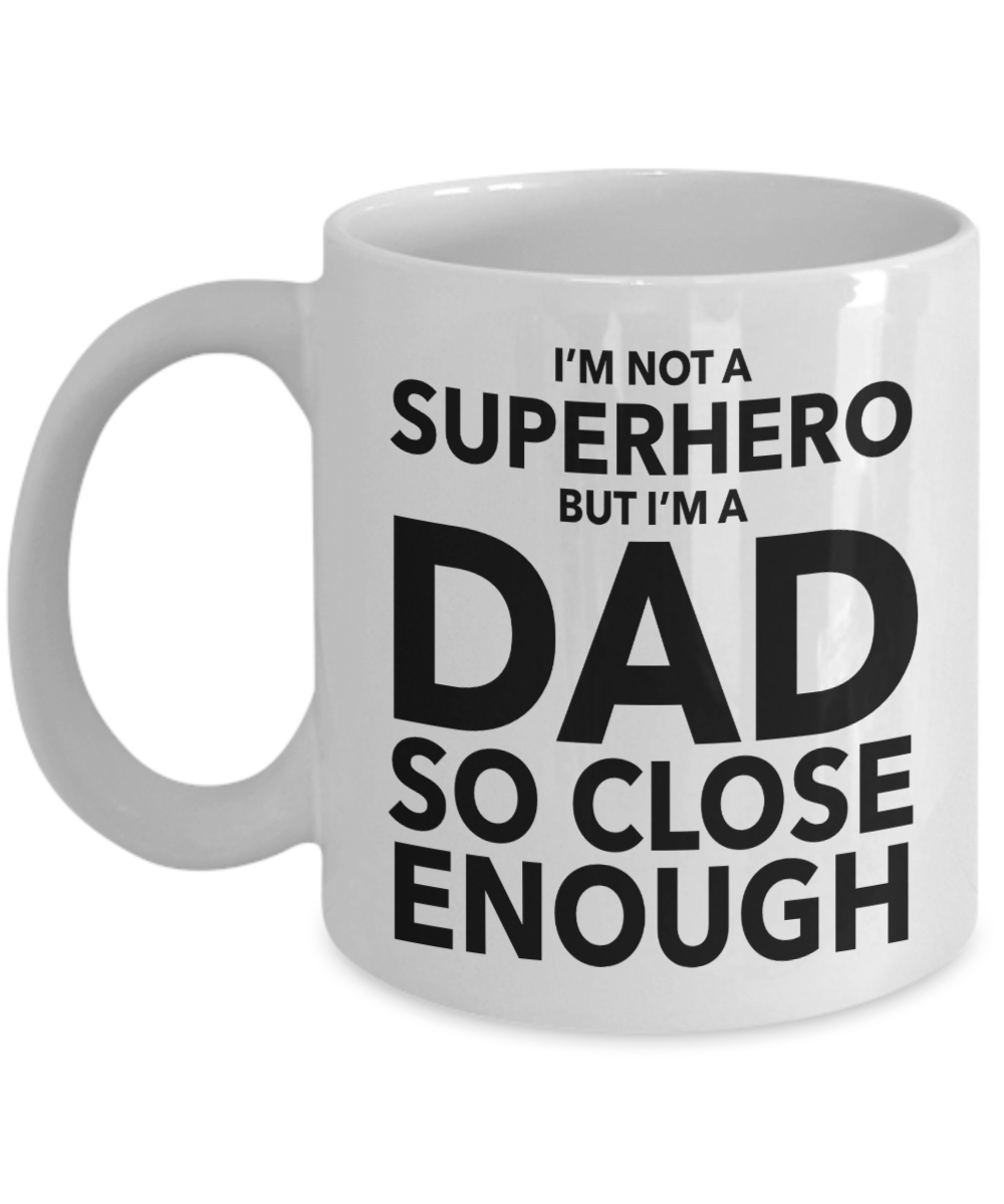 Dad Gifts Cute Novelty Mugs Ceramic Coffee Cup Gifts For Co Worker Job Work Women Mom Men Dad Coffee Merchandise Accessories Funny Birthday Gifts Supplies