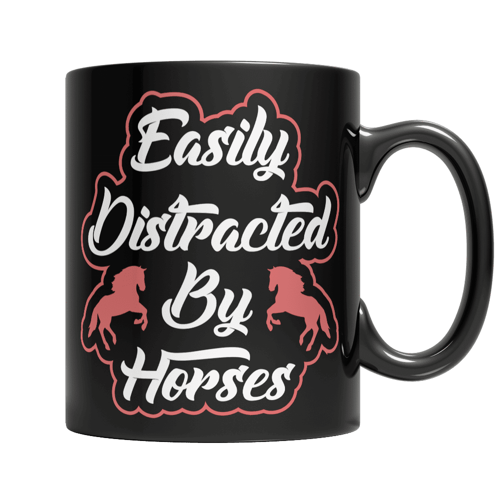 Distracted By Horse