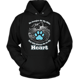 Dog Hoodie - No Longer At My Side