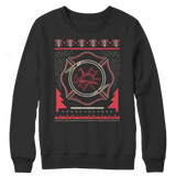 FIREFIGHTER XMAS-Crewneck Fleece-Spyder Deals