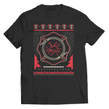 FIREFIGHTER XMAS-Unisex Shirt-Spyder Deals