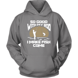 Fishing Hoodie - So Good With My Rod-T-shirt-Spyder Deals