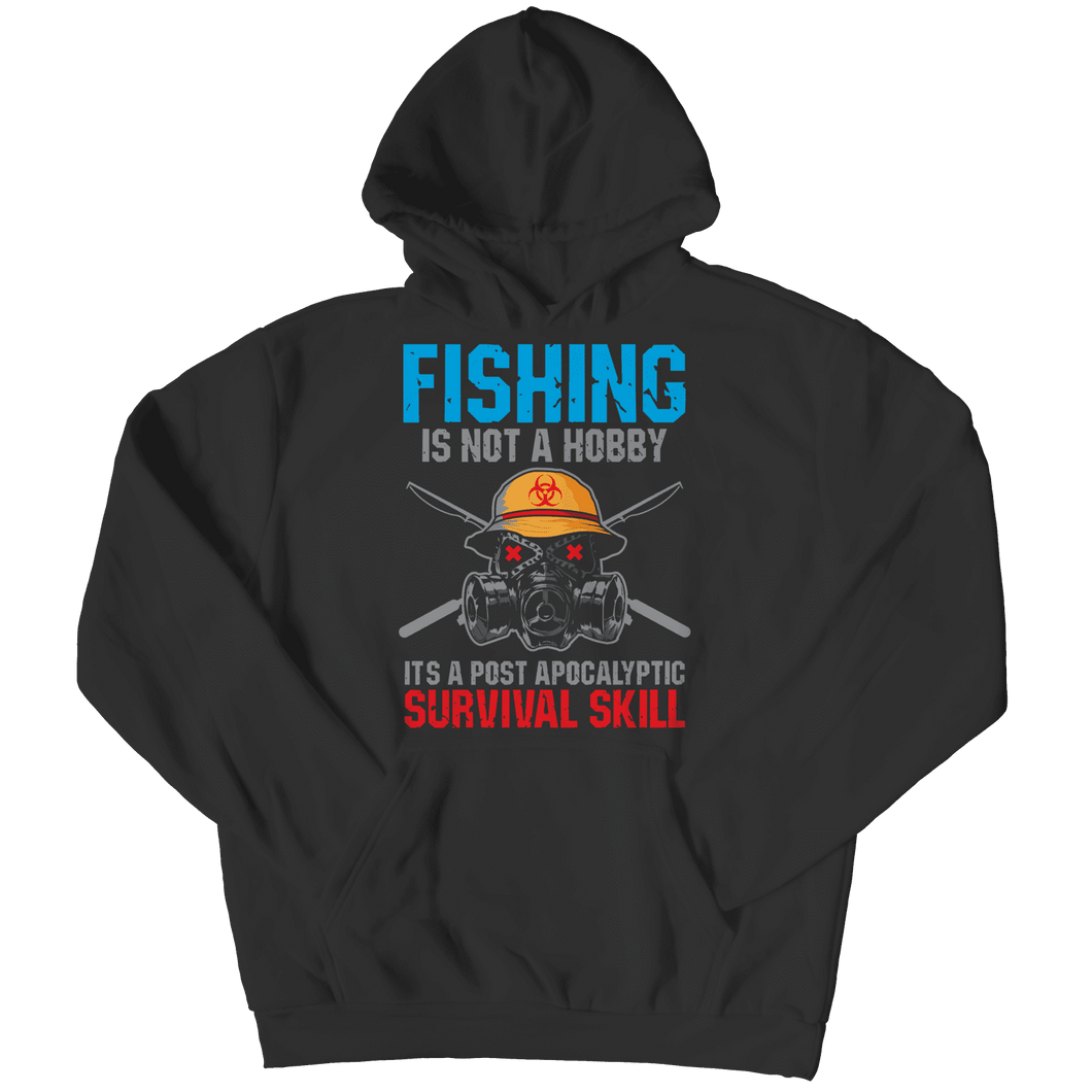 Fishing Is Not A Hobby-Hoodie-Spyder Deals