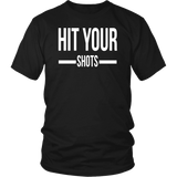 Fortnite Shirt | Unisex - Hit Your Shots-T-shirt-Spyder Deals
