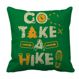 Go Take A Hike-Pillow Cases-Spyder Deals