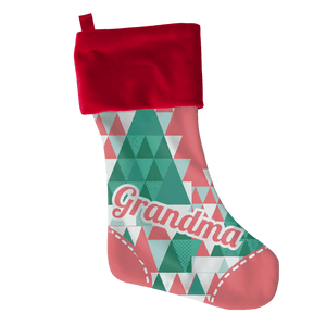 Grandma Xmas-Stockings-Spyder Deals