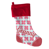 Granny Xmas-Stockings-Spyder Deals