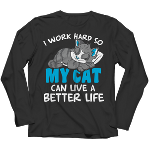 I Work Hard-Unisex Shirt-Spyder Deals