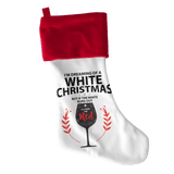 I'm Dreaming Of A White Christmas-Stockings-Spyder Deals
