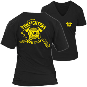 Limited Edition - Alaska Firefighters United-T-shirt-Spyder Deals