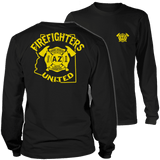Limited Edition - Arizona Firefighters United-T-shirt-Spyder Deals