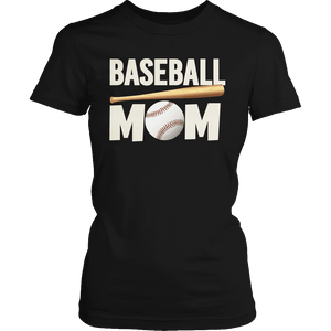 Limited Edition - Baseball Mom-T-shirt-Spyder Deals