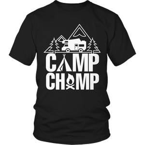 Limited Edition - Camp Champ-T-shirt-Spyder Deals