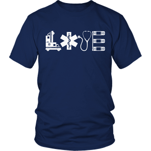 Limited Edition - EMT Love-T-shirt-Spyder Deals