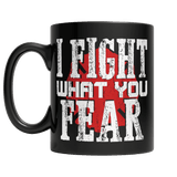 Limited Edition Firefighters - I fight what you fear New York Brotherhood-Drinkwear-Spyder Deals