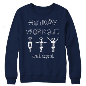 Limited Edition - Holiday Workout and Repeat-Crewneck Fleece-Spyder Deals
