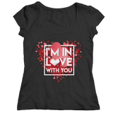 Limited Edition - I'm In Love With You-Unisex Shirt-Spyder Deals