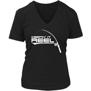 Limited Edition - Keepin It Reel-T-shirt-Spyder Deals