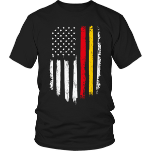 Limited Edition - Marine Flag-T-shirt-Spyder Deals