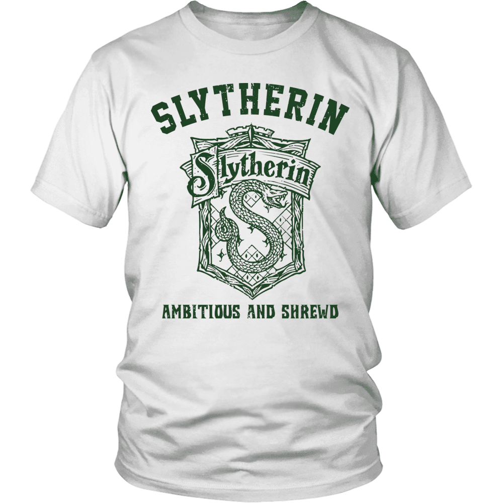 Limited Edition - slytherin-T-shirt-Spyder Deals