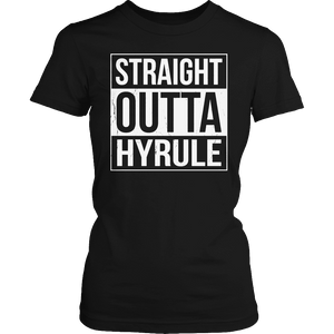 Limited Edition - Straight Outta Hyrule-T-shirt-Spyder Deals