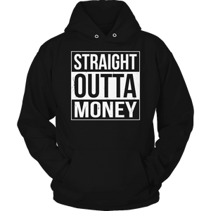 Limited Edition - Straight Outta Money-T-shirt-Spyder Deals