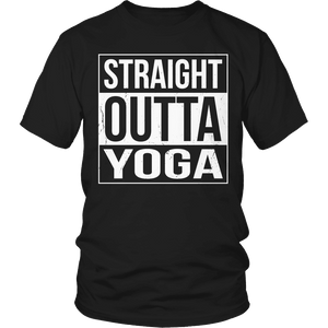 Limited Edition - Straight Outta Yoga-T-shirt-Spyder Deals