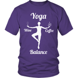 Limited Edition - Yoga Balance-T-shirt-Spyder Deals