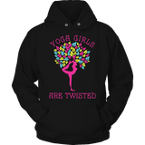 Limited Edition - Yoga Girls Are Twisted-T-shirt-Spyder Deals