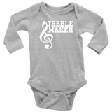 Music Onesie - Treble Maker